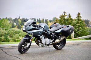 2007 BMW F800S motorcycle