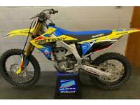 Suzuki RMZ 450, 2018 model, immaculate condition just arrive @ Fast Eddy