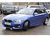 2016 BMW 1 Series 1.5 116d M Sport Sports Hatch 5dr (start/stop)