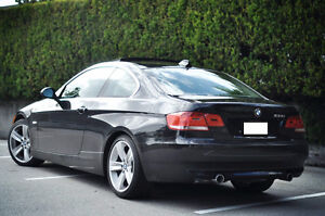 2007 BMW 335i Coupe- sports package 118klm