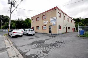 Industrial/Office Building with Great Cap Rate for Sale!