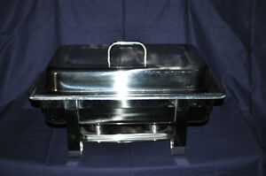 Stainless Chafing Dishes just in time for Christmas Entertaining Kingston Kingston Area image 1