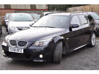 2008 BMW 5 Series 3.0 535d M Sport Touring 5dr