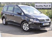 2015 Volkswagen Sharan 2.0 TDI BlueMotion Tech SE MPV 5dr (start/stop)