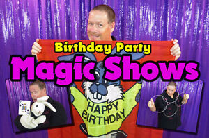 Magician for Birthday Party Entertainment Belleville Belleville Area image 1