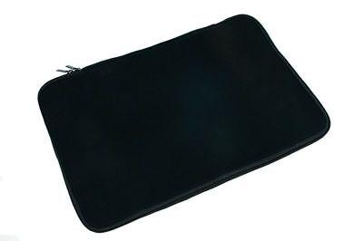 15.4 Laptop-tasche Schwarz (15,4 Neopren Notebook Laptop Tasche Schwarz Robust)