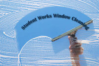 Student Marketer and Window Cleaner