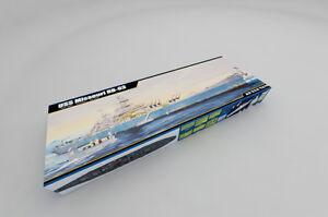 Trumpeter USS Missouri 1:200 Scale Plastic Model Ship Kit TM03705 Freepost
