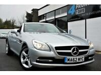 2012 MERCEDES SLK 2.1 SLK250 CDI BLUEEFFICIENCY 2DR CONVERTIBLE AUTOMATIC DIESEL