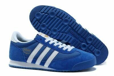 Adidas Dragon , G50922,  Bluebird/White UK Mens sizes 7 - 11