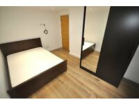 Just Refurbished Double Bedroom Available to Rent From September! All Bills Inclusive & Furnished