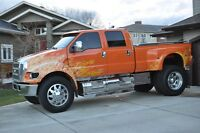 F650 SUPERTRUCK FOR THE SERIOUS TRUCK COLLECTOR