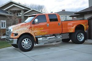 F650 SUPERTRUCK FOR GUYS WITH $$$ - DREAMERS PLEASE GO ELSEWHERE
