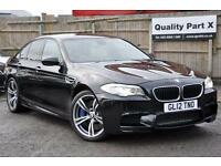 2012 BMW M5 4.4 4dr