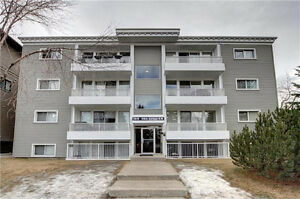 One bedroom Condo near Marda Loop incl all utilites and laundry