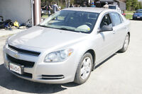 2008 Chevrolet Malibu loaded auto Sedan
