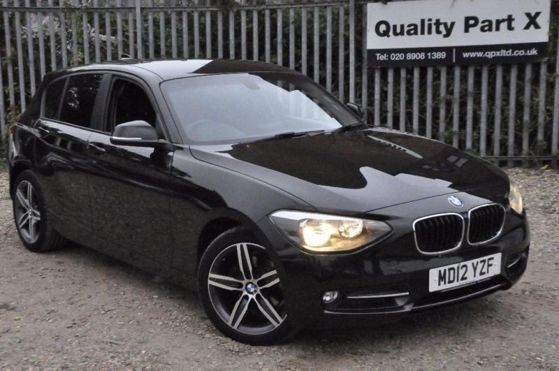 2012 BMW 1 Series 1.6 116i Sport 5dr
