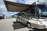 Winnebago VECTRA TD40 2008 avec GROSSE GARANTIE INCLUSE