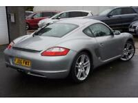 2006 PORSCHE CAYMAN 24V S 3.4 PETROL COUPE 6 SPEED MANUAL COUPE PETROL