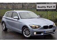 2013 BMW 1 Series 1.6 116d EfficientDynamics Sports Hatch 5dr (start/stop)