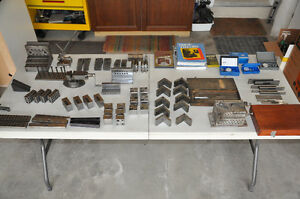 MACHINIST TOOLS / RETIRED CNC MACHINIST- EQUAL VALUES TRADE