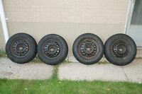 Uniroyal Tiger Paw Ice & Snow Winter Tires