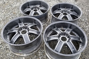 """Mags 20"""" Universel - Gmc sierra ou Ford F150"""