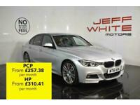 2016 BMW 3 Series 330e M Sport 4dr Step Auto Petrol/PlugIn Elec Hybrid silver Au