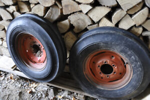 Tractor wheels for sale