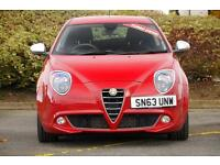 Used Alfa Romeo Mito distinctive, 2013, 1248cc, 3 door