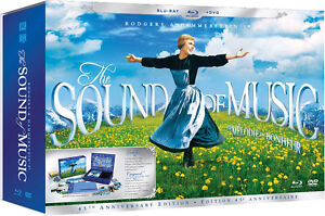 Sound of Music Limited Edition 45th Anniversary pack