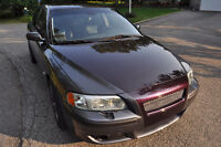 2004 Volvo S60 R Turbo AWD Berline