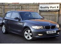 2008 BMW 1 Series 2.0 118d SE 3dr