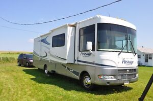 2008 Safari Passage by Monoco Motorhome ***ONLY 15,000kms***