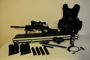 kit paintball complet