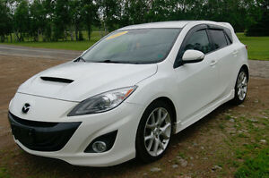 2012 MAZDA MAZDA3SPEED SPORT Hatchback SO NICE