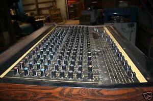 Complete PA - Mics,Mixer, BGW Power Amp ,15 & Horn Speakers