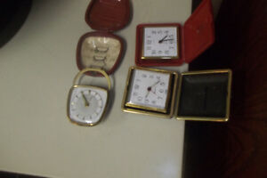 Old Clocks and Vintage clock parts..