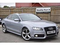 2011 Audi A5 3.0 TDI S Line Special Edition S Tronic Quattro 2dr