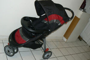 Large Convenience Child Stroller -Excellent Condition-BABY TREND