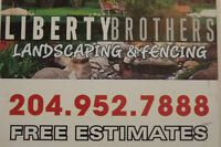 libertybrothers landscaping n fencing