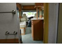 Autotrail Mohican VW 2 BERTH 2 TRAVEL SEAT MOTORHOME