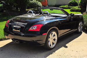 2005 Chrysler Crossfire Convertible  Roadster  NO JUNK HERE
