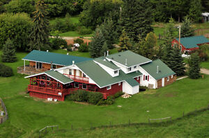 Bed & Breakfast / Country Inn / Hunting Lodge / Retreat Centre