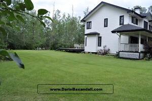 Custom Built 2 Storey Nestled on 2 Acres! Strathcona County Edmonton Area image 7