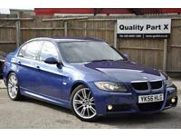 2007 BMW 3 Series 2.0 320d M Sport 4dr