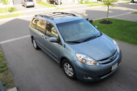2009 Toyota Sienna LE Leather No Accident Very Well M