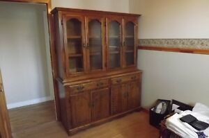 FOR SALE China Cabinet and other furniture