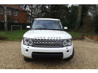 2009 Land Rover Discovery 3 2.7 TDV6 GS AUTO BRAND NEW DISCO 4 CONVERSION SUPERB
