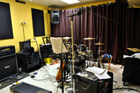 REHEARSAL SPACE AVAILABLE DOWNTOWN NEAR STEVES MUSIC